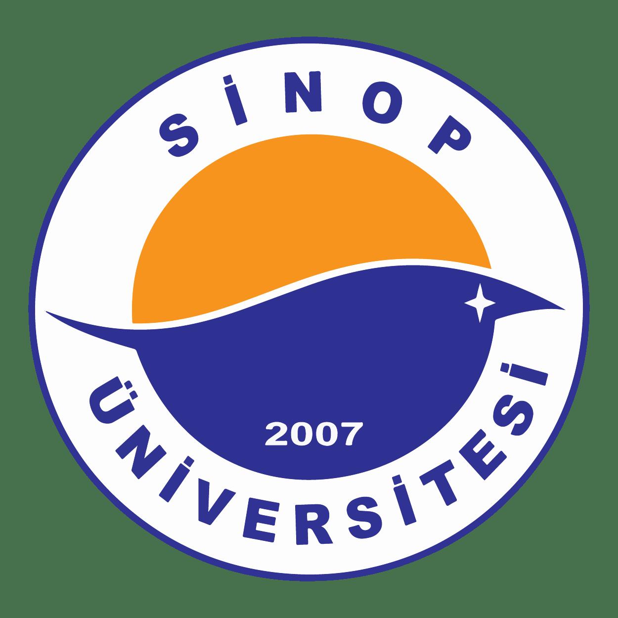 Sinop Üniversitesi Logo png