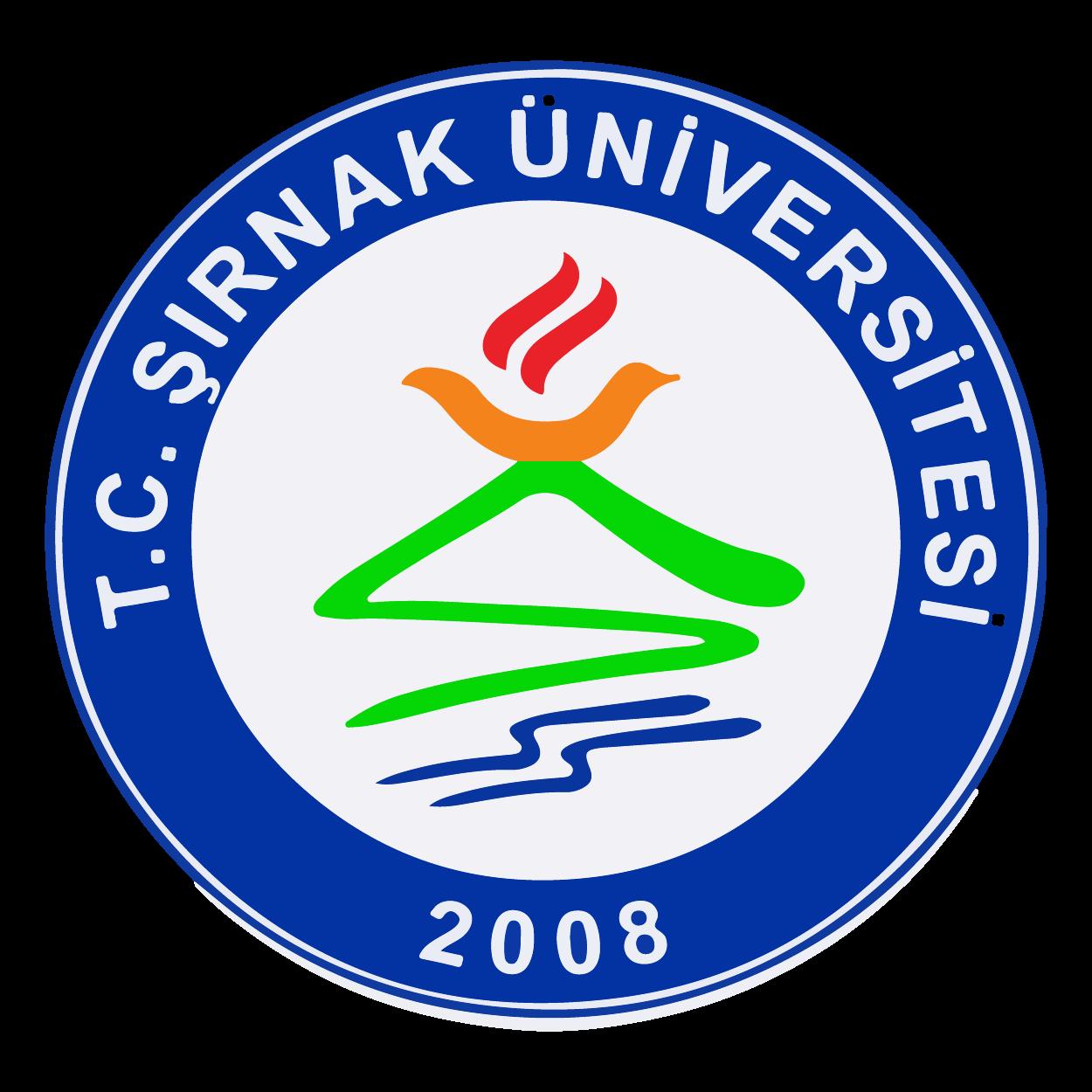 Şırnak Üniversitesi Logo png