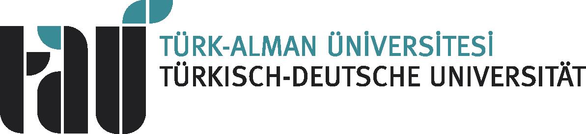 Türk Alman Üniversitesi Logo (İstanbul) png