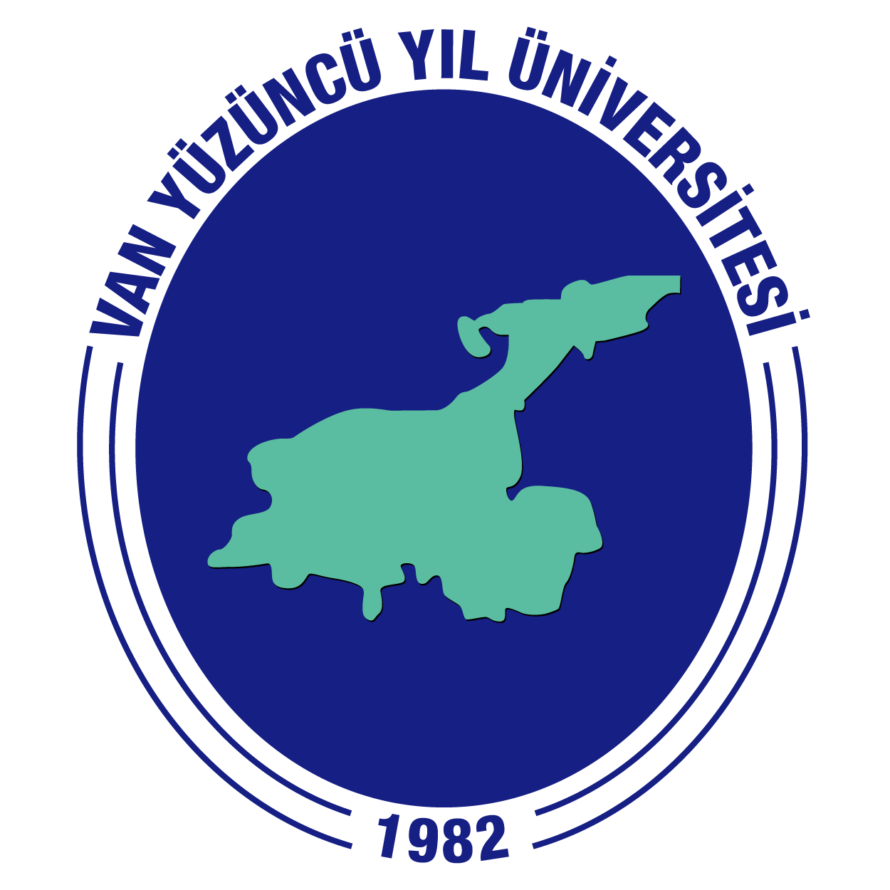 Van Yüzüncü Yıl Üniversitesi Logo png