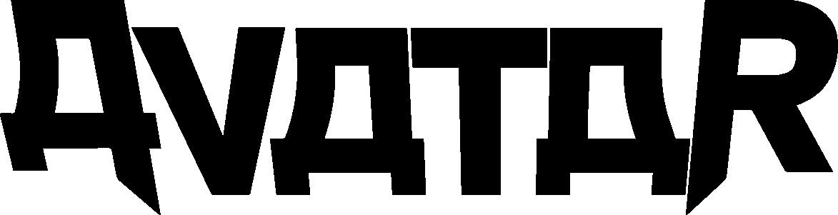 Avatar Band Logo png