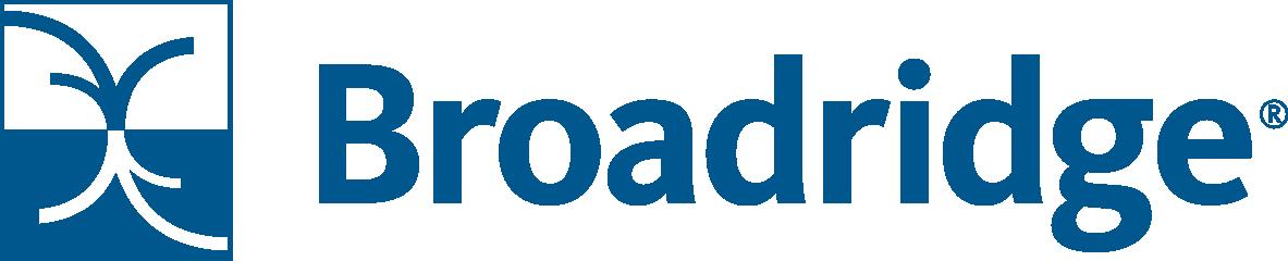 Broadridge Logo png