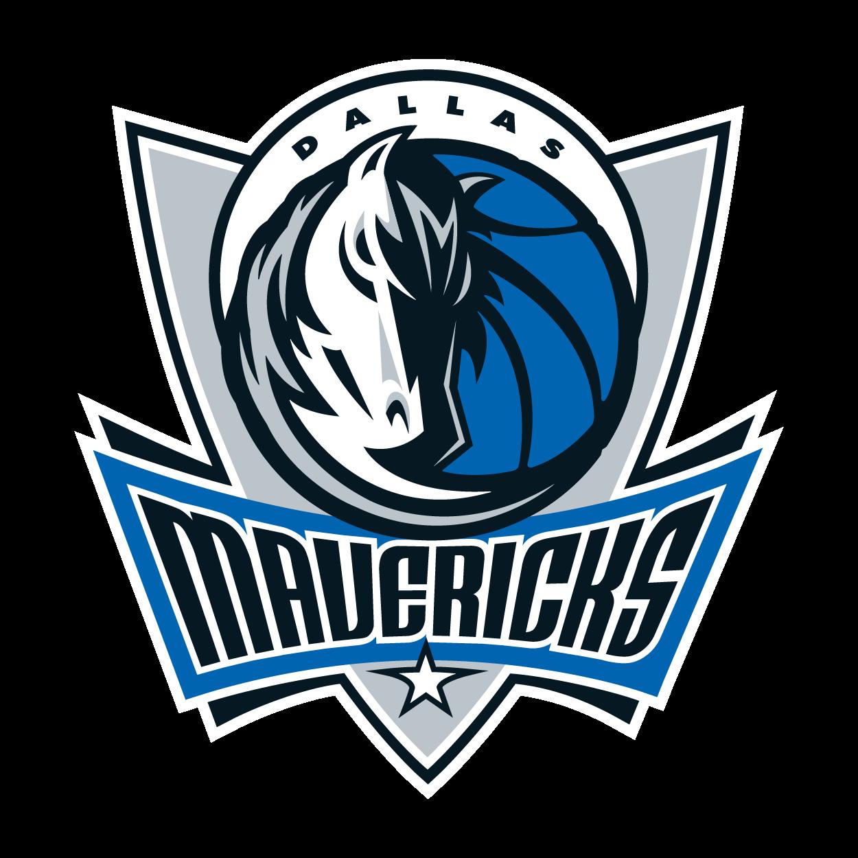 Dallas Mavericks Logo [NBA] png