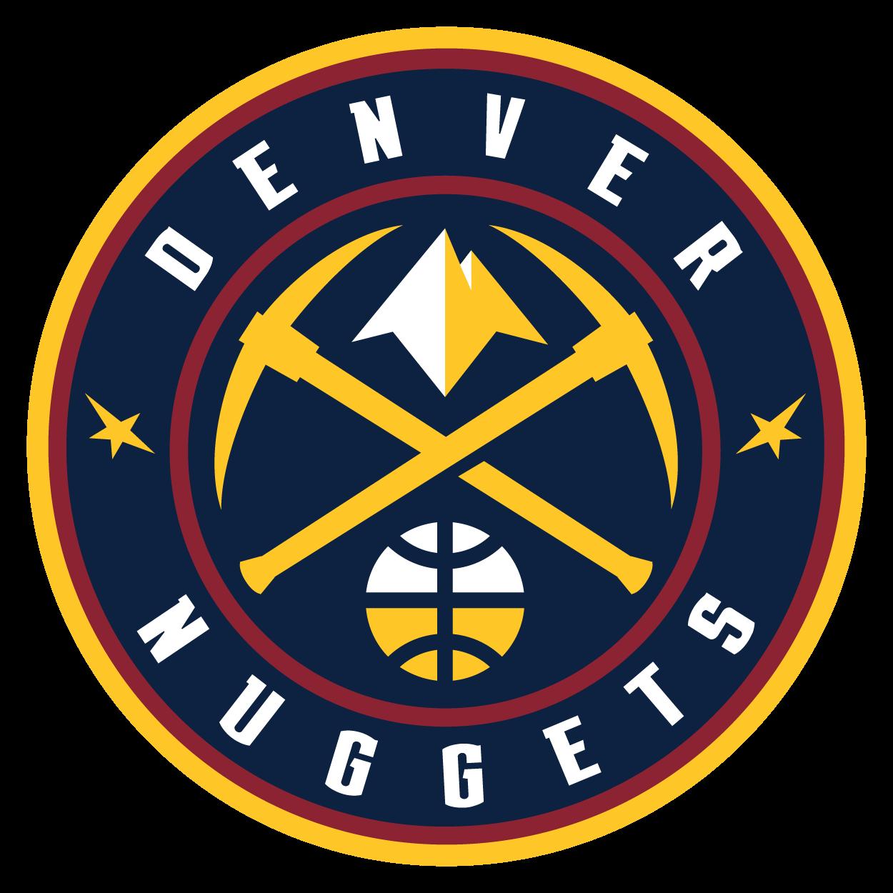 Denver Nuggets Logo (NBA) png