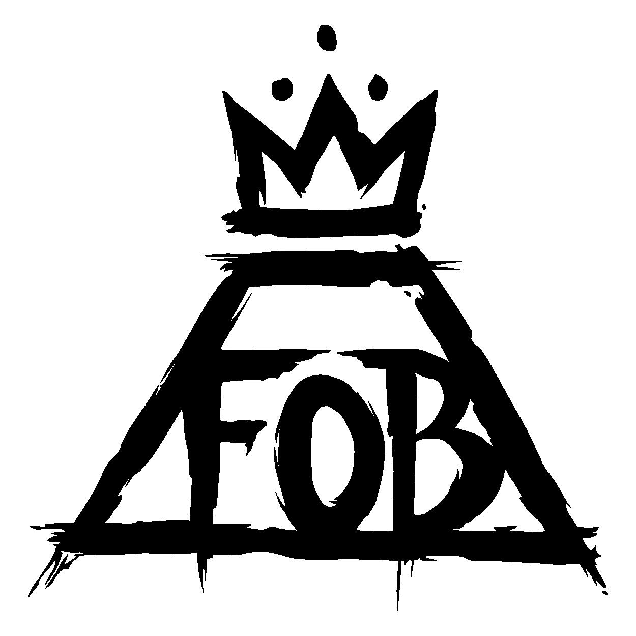 Fall Out Boy Logo png