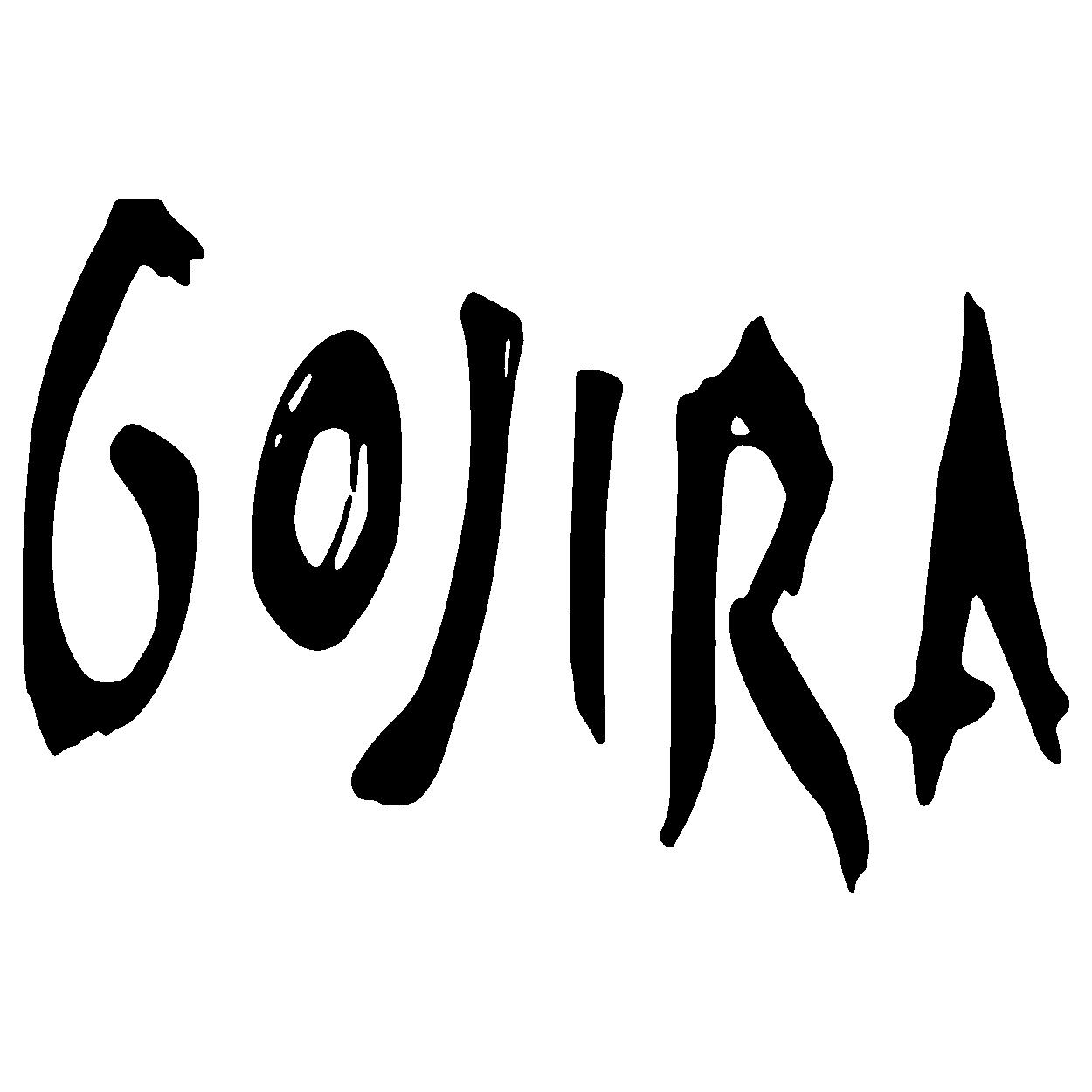 Gojira Logo png