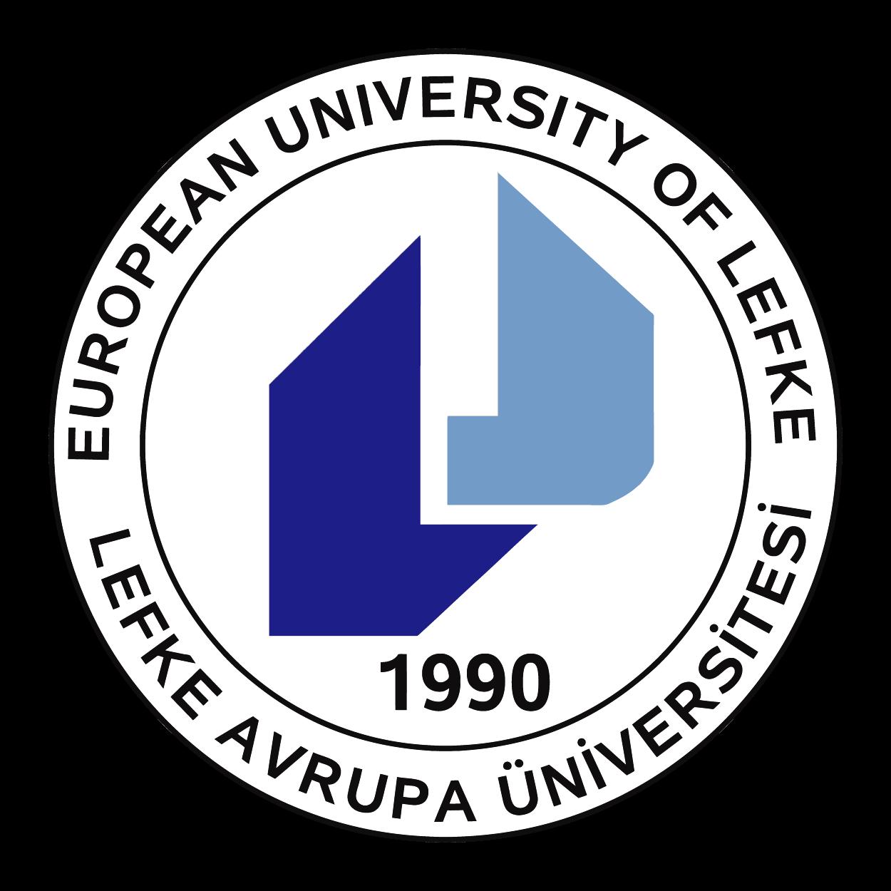 Lefke Avrupa Üniversitesi Logo (Kıbrıs   KKTC) png