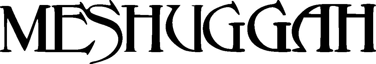 Meshuggah Logo png