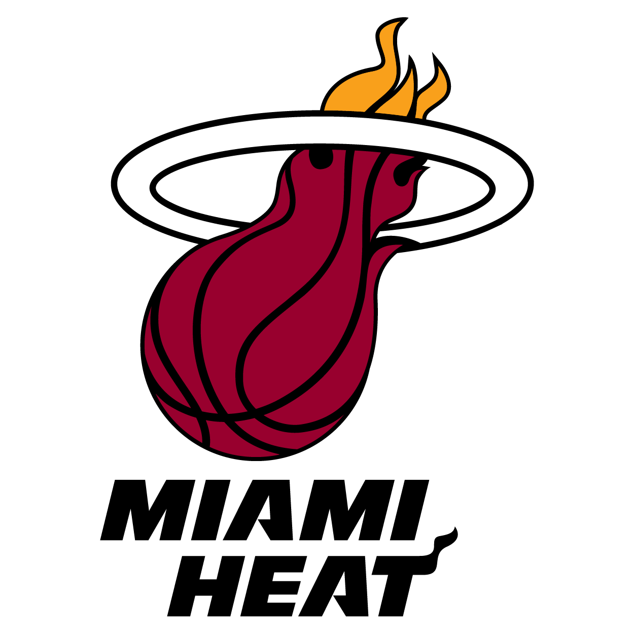 Miami Heat Logo (NBA) png
