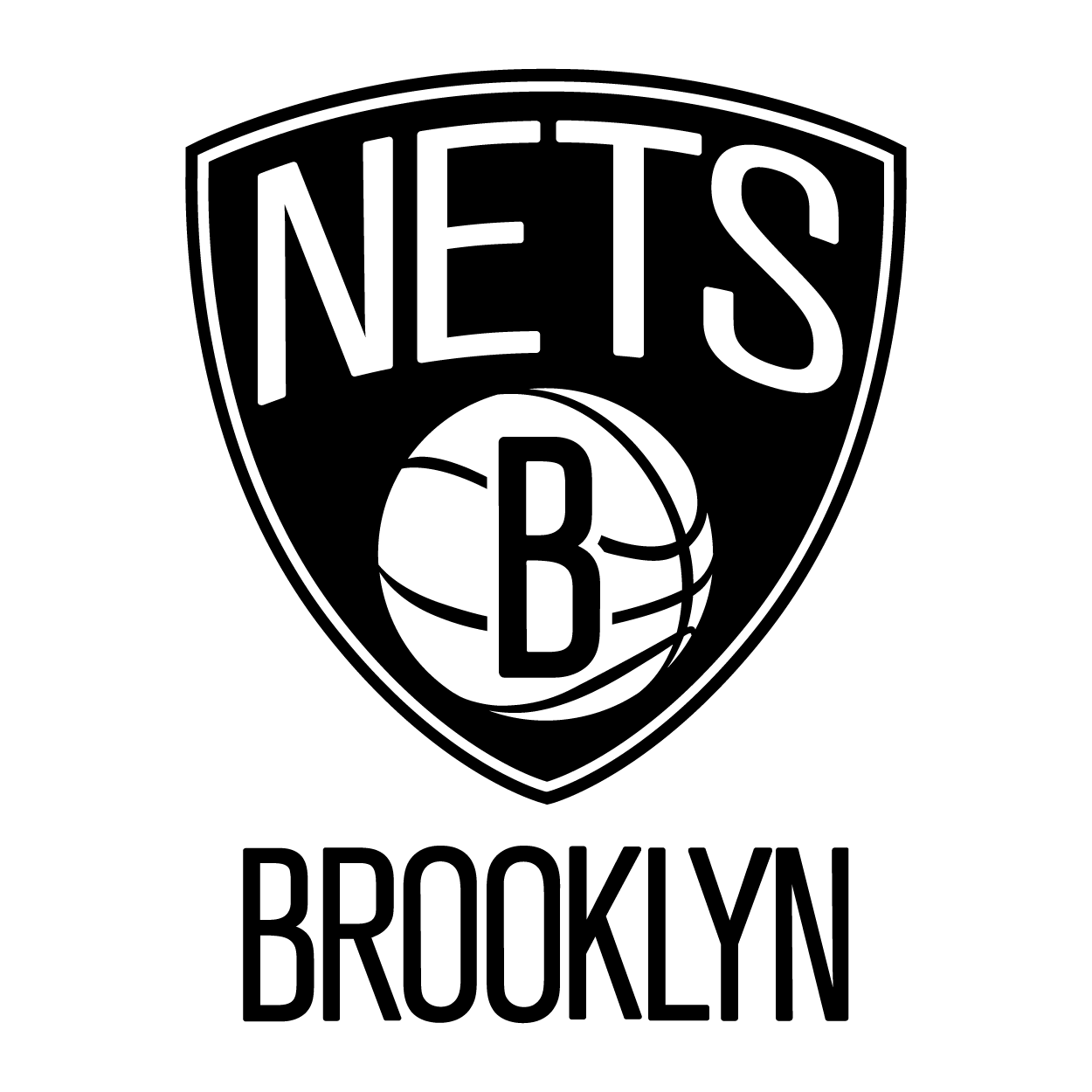Brooklyn Nets Logo (NBA) png