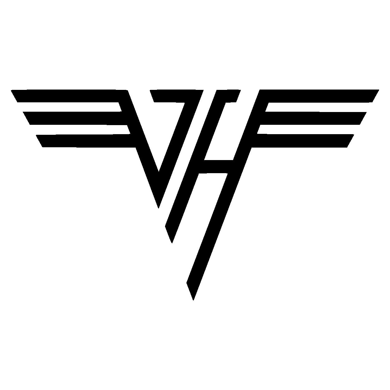 Van Halen Logo png