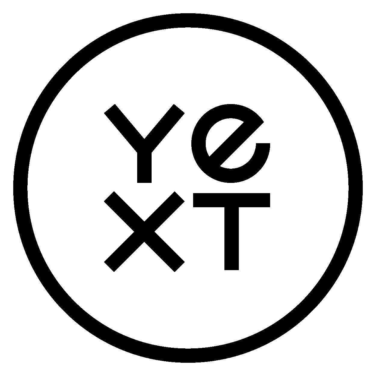 Yext Logo png