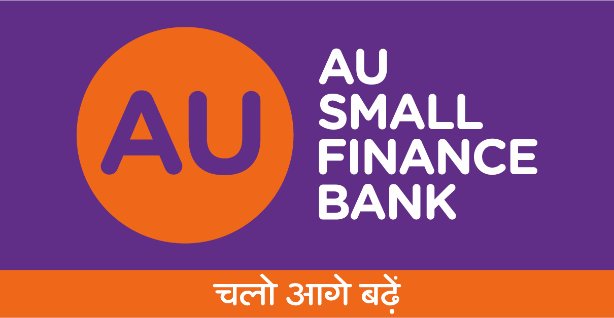 AU Small Finance Bank Logo png
