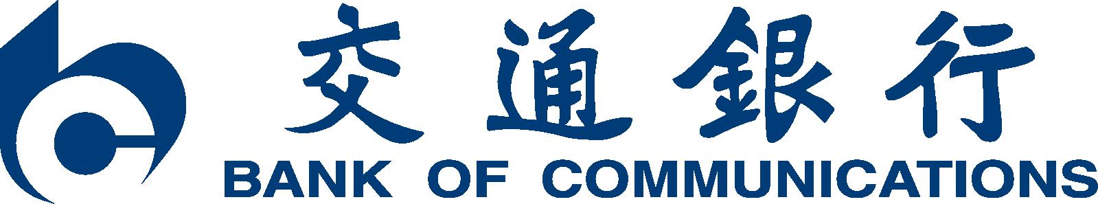 Bank of Communications Logo png
