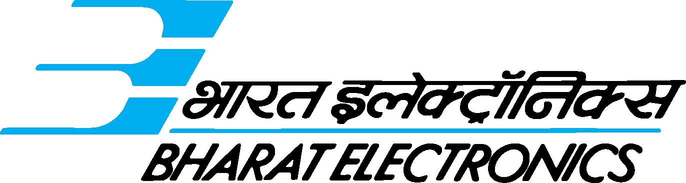 Bharat Electronics Logo png