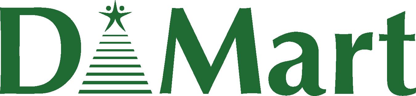 DMart Logo (Avenue Supermarts) png