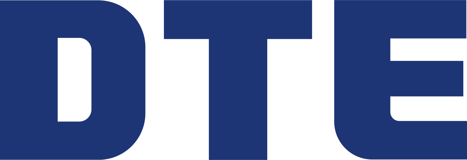 DTE Energy Logo png