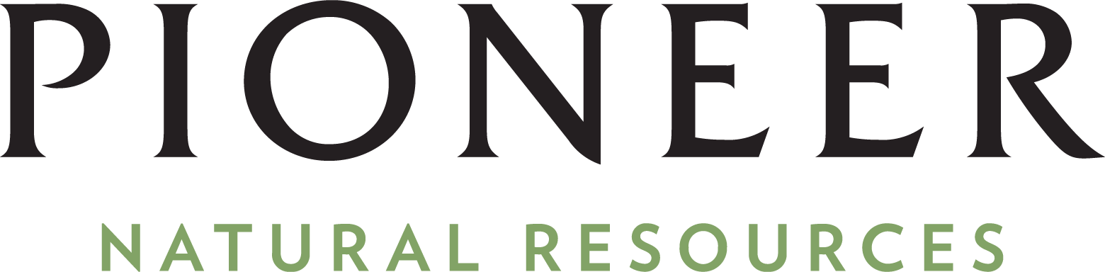 Pioneer Natural Resources Logo png