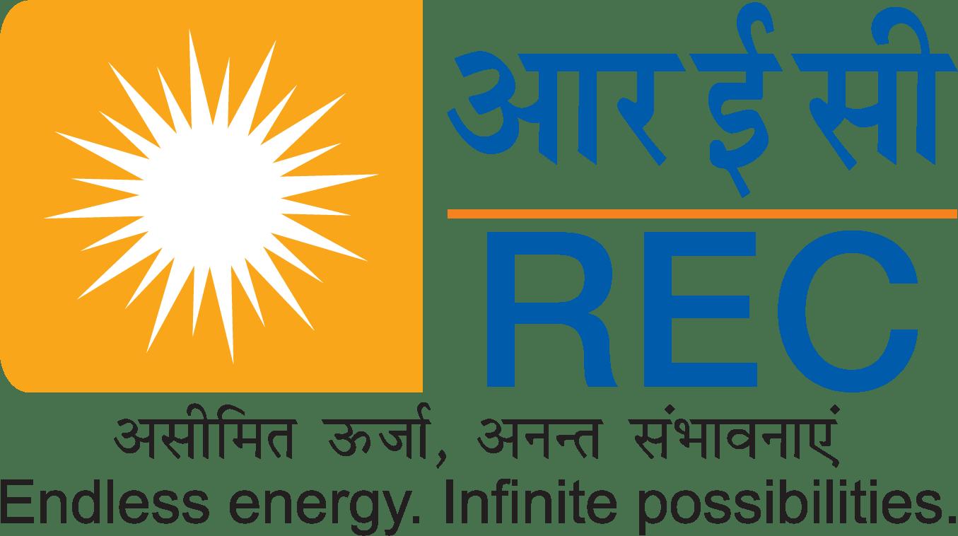 REC Limited Logo (REC) png
