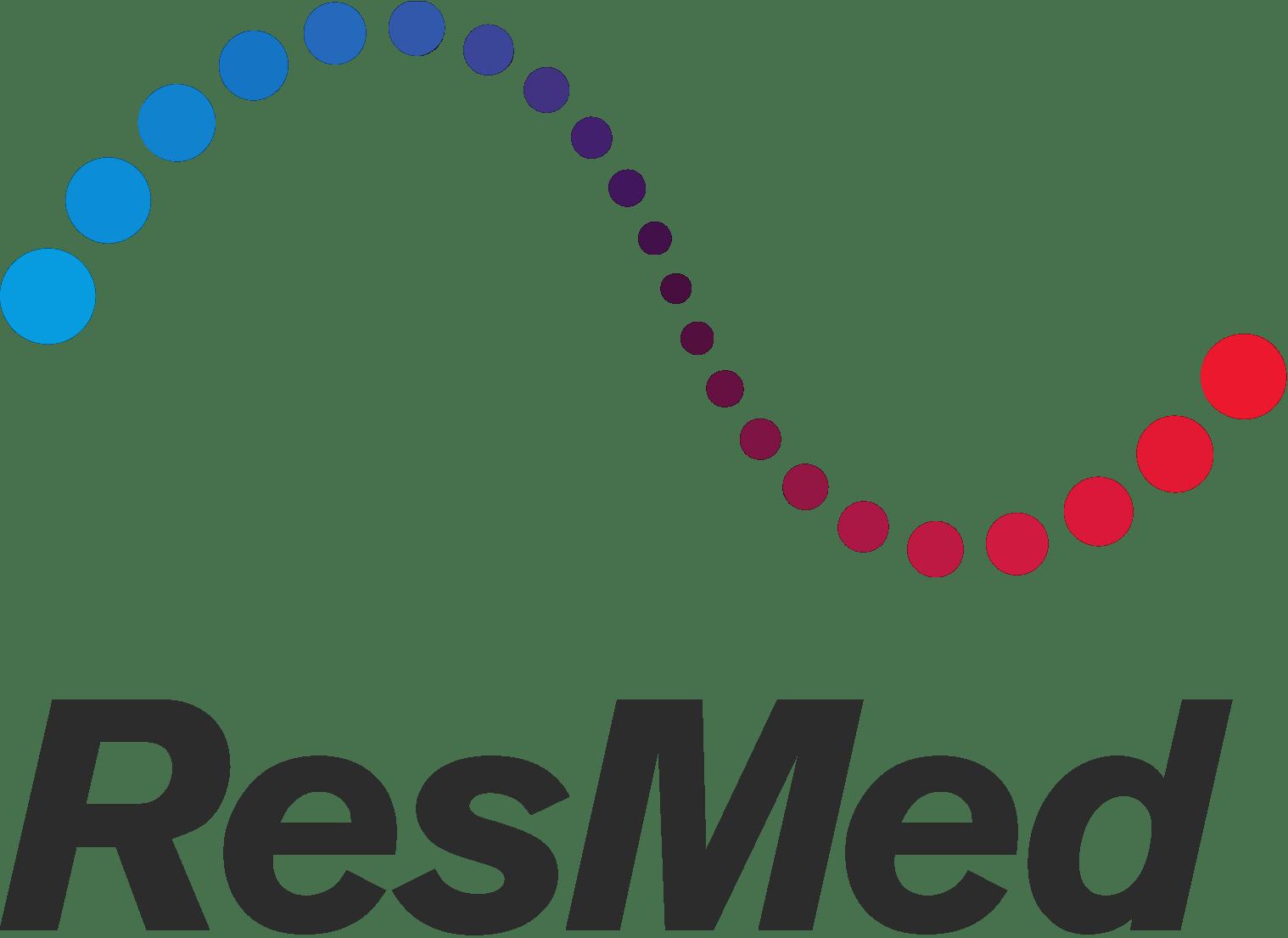 ResMed Logo png