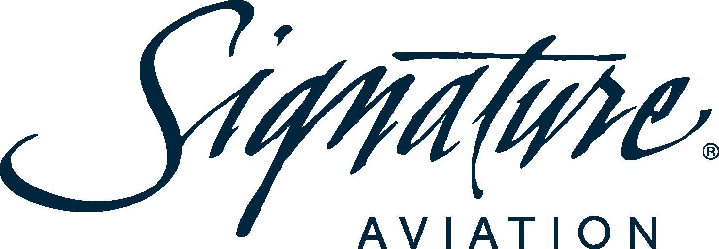 Signature Aviation Logo png