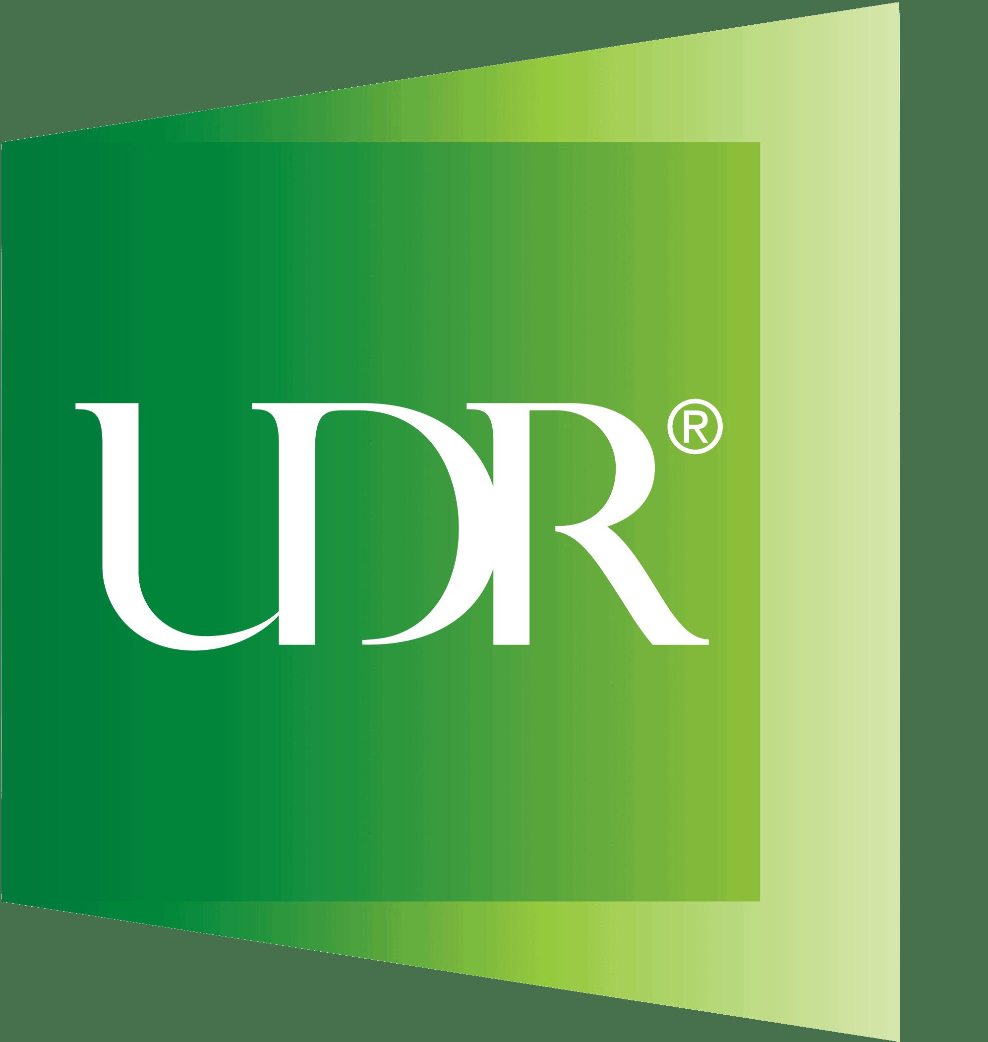 UDR Logo png