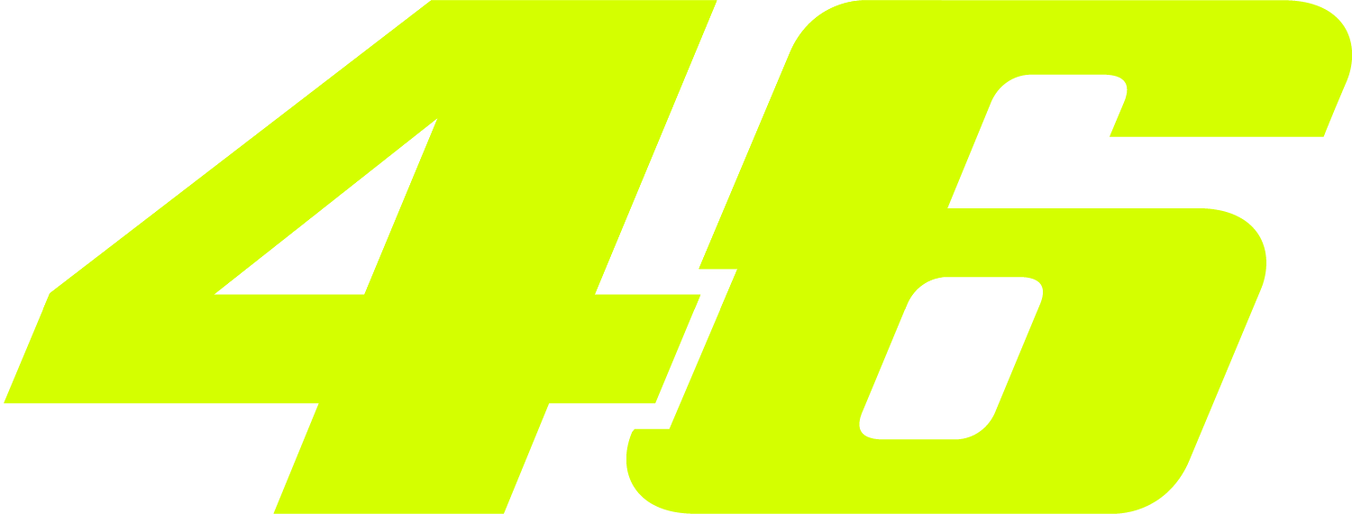 46 Rossi Logo png