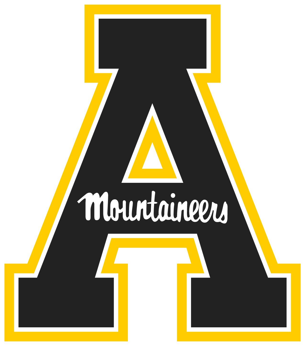 Appalachian State Mountaineers Logo png