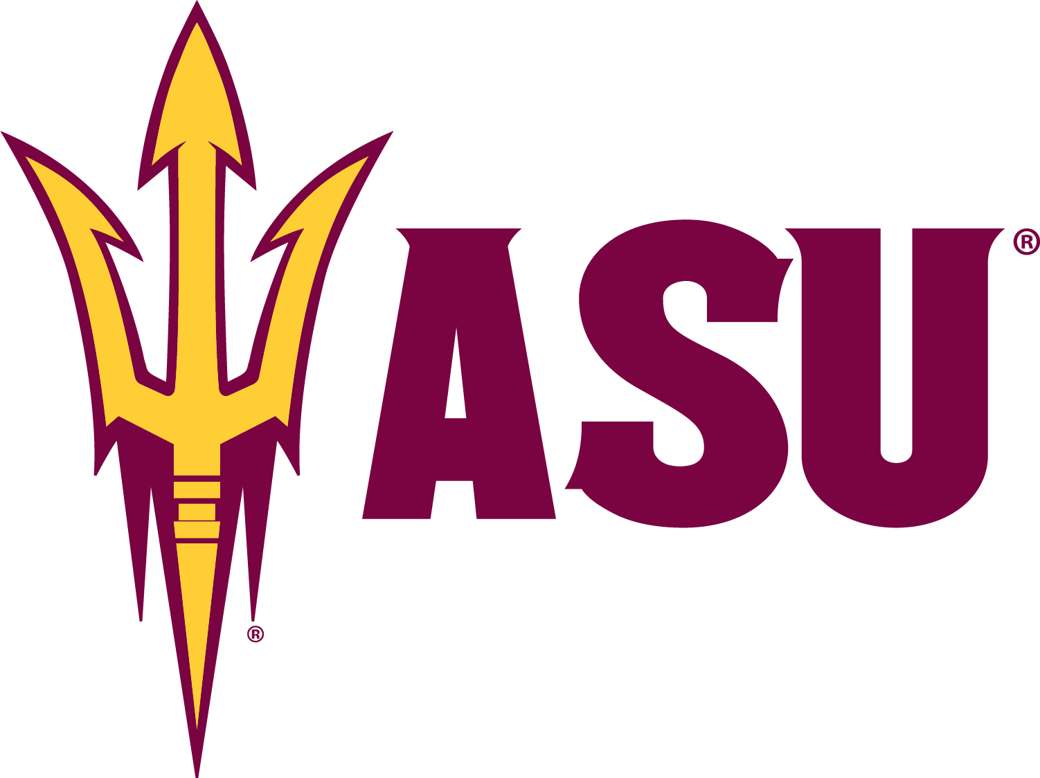 Arizona State Sun Devils Logo png