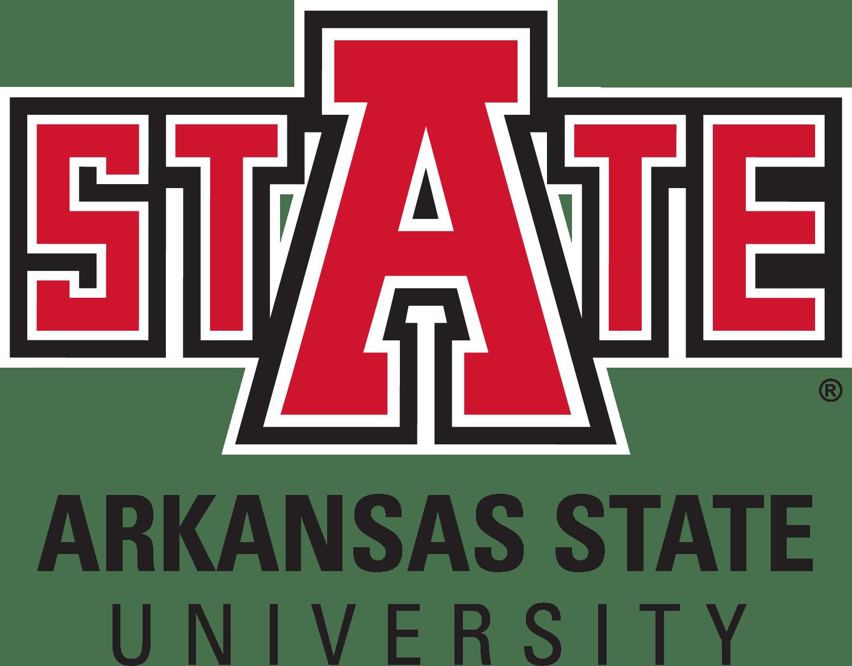 Arkansas State University Logo (A State, ASU) png