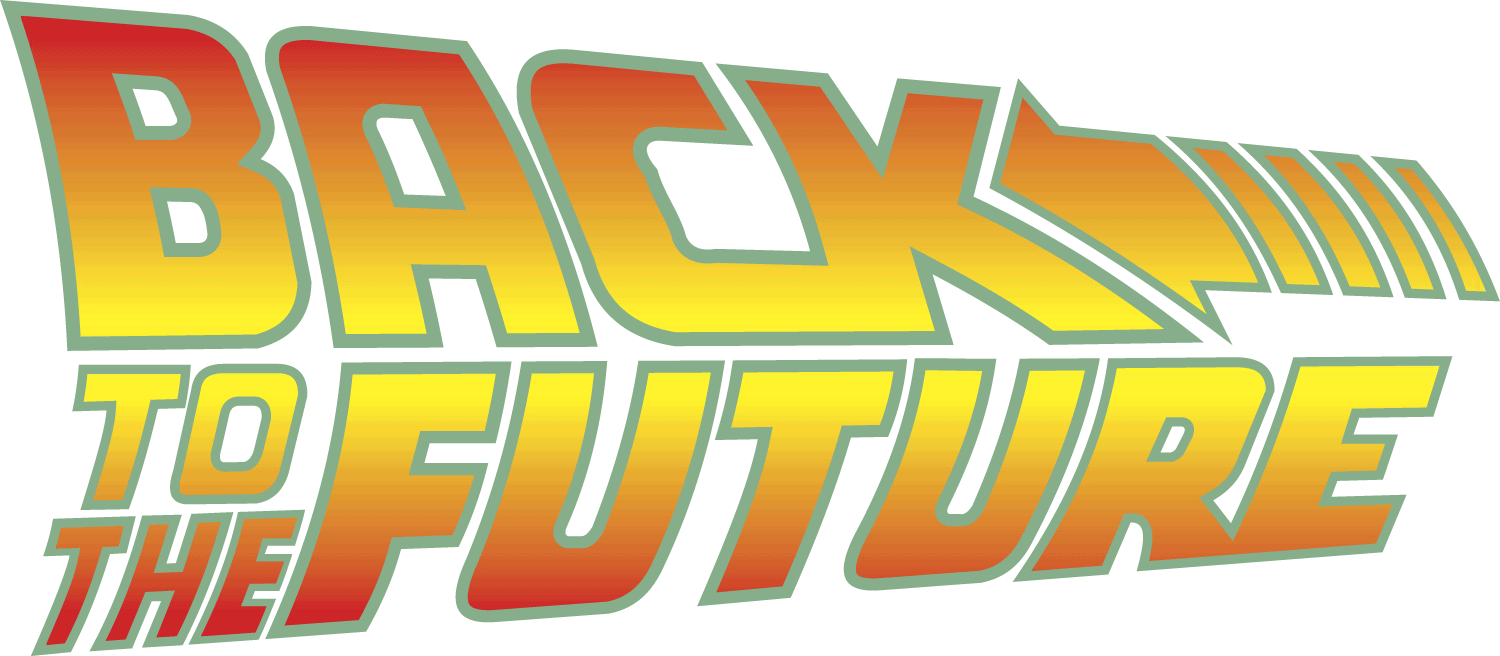 Back to the Future Logo png