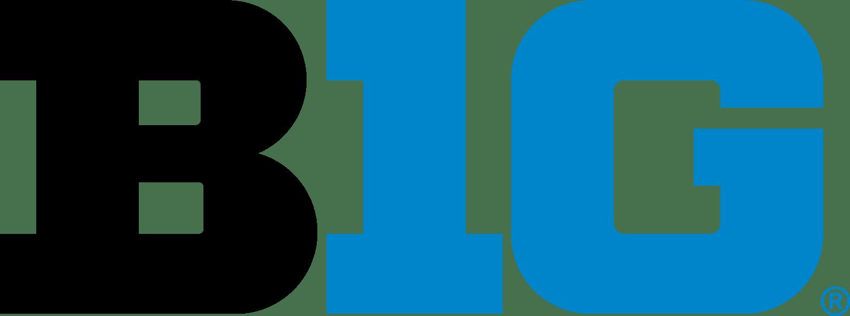 Big Ten Conference Logo (B1G) png