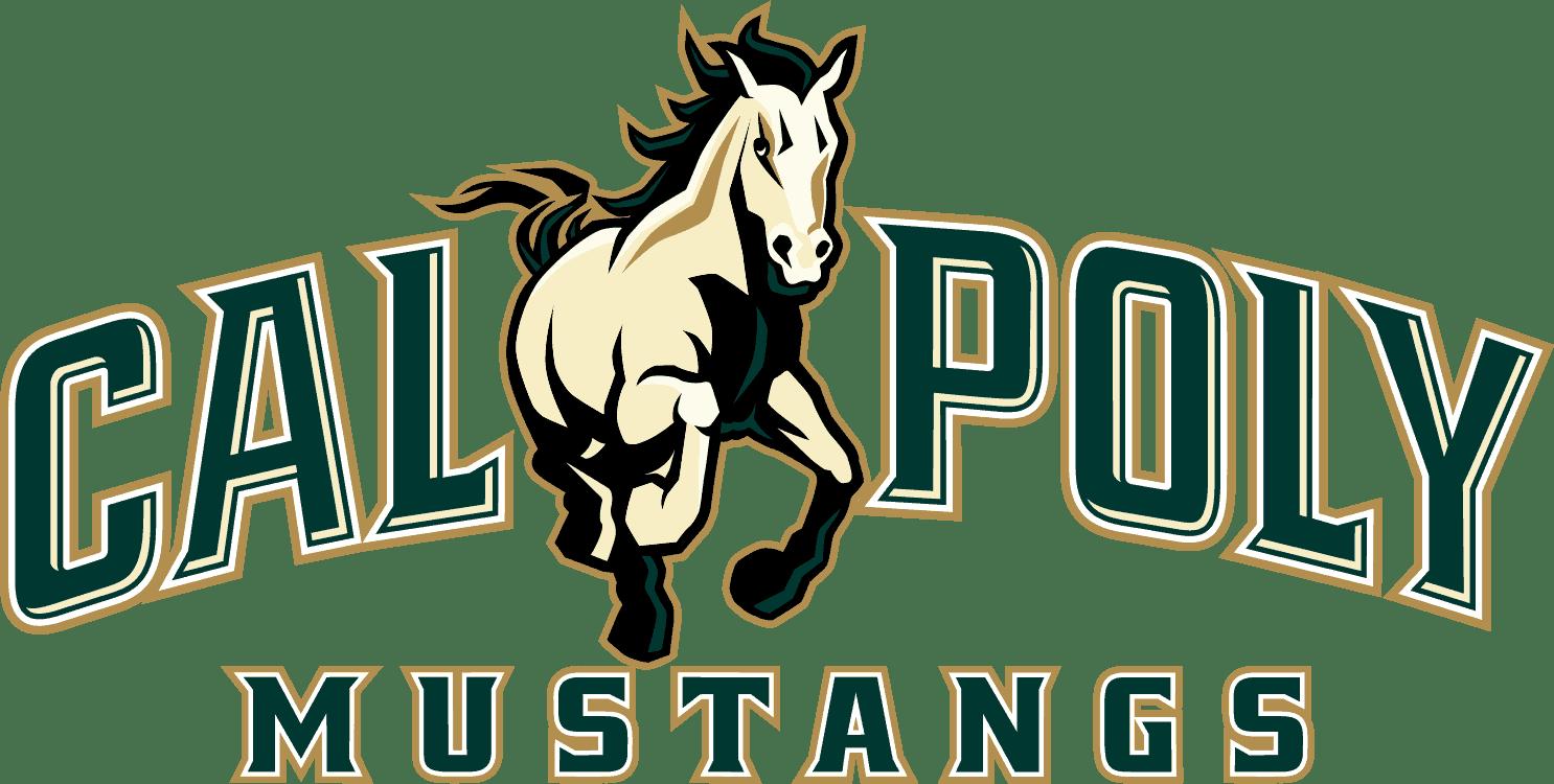 Cal Poly Mustangs Logo png