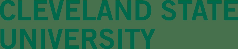 Cleveland State University Logo (CSU) png