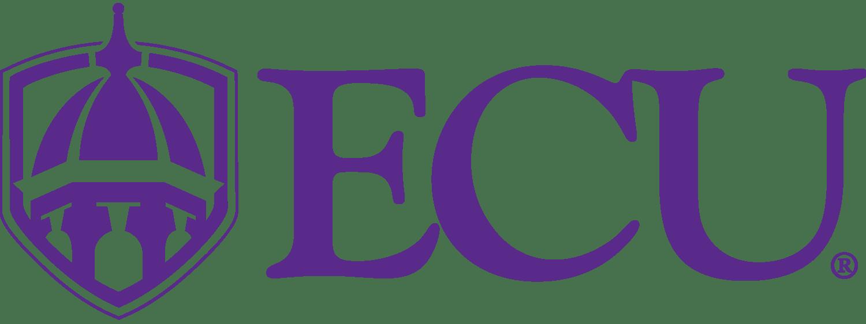 East Carolina University Logo (ECU) png