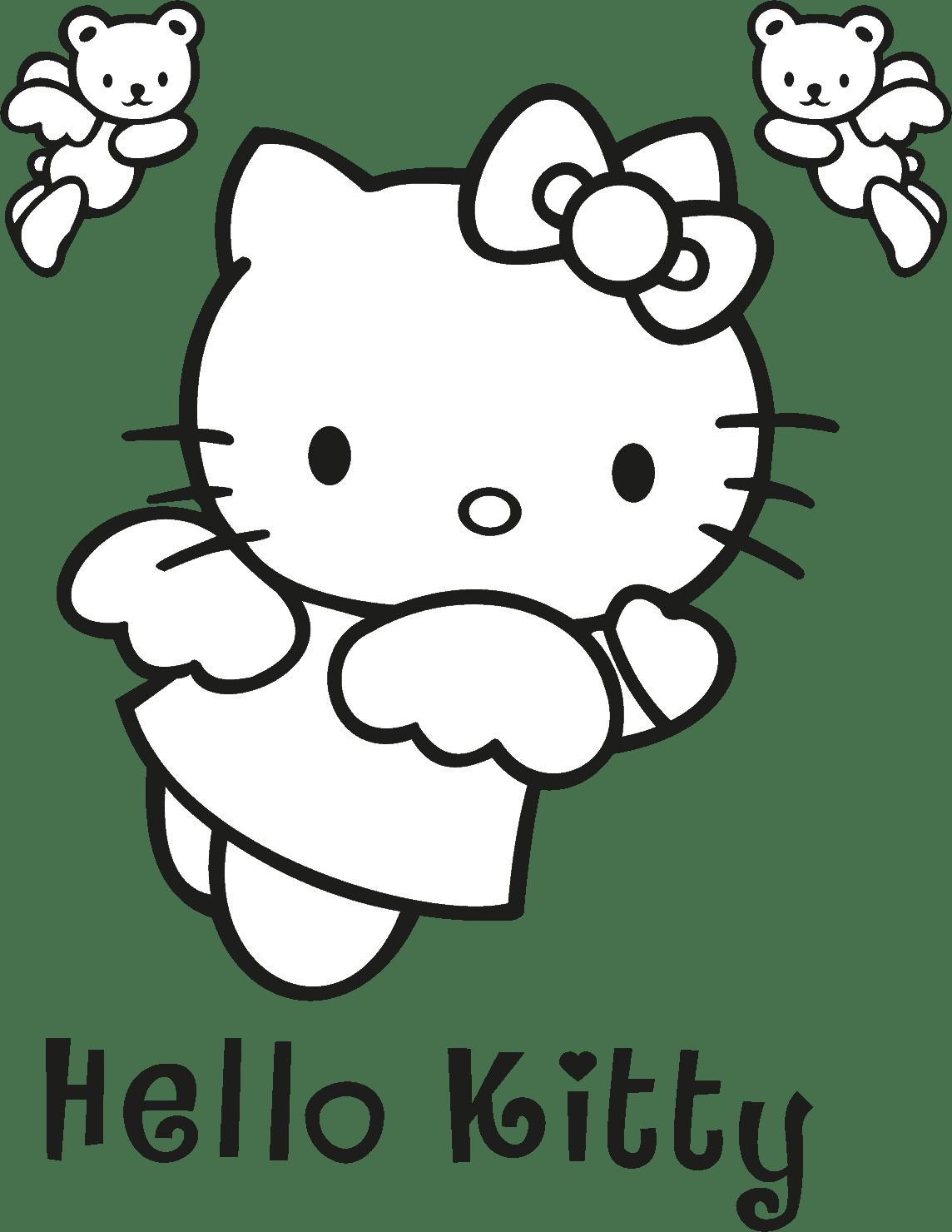 Hello Kitty Logo png