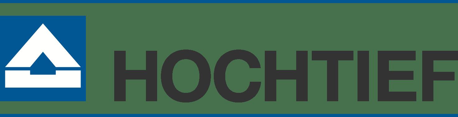 Hochtief Logo png