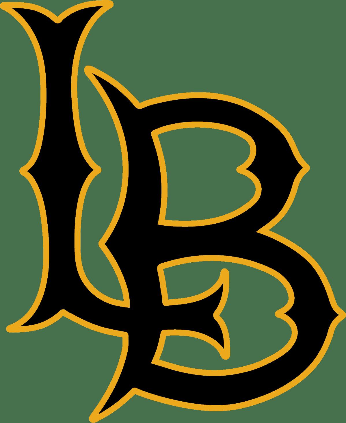 Long Beach State Beach Logo png