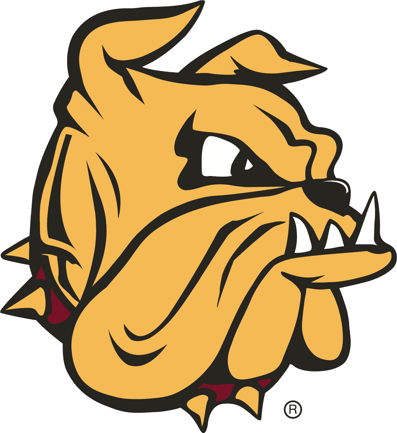 Minnesota Duluth Bulldogs Logo png