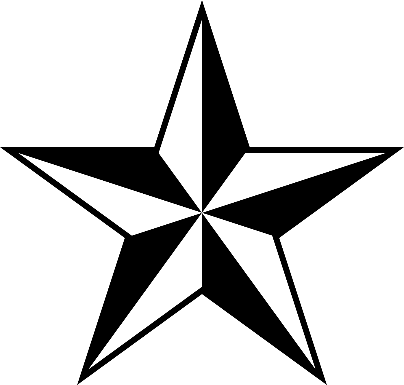 Nautical Star png