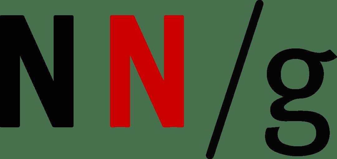 Nielsen Norman Group Logo (NN/g) png