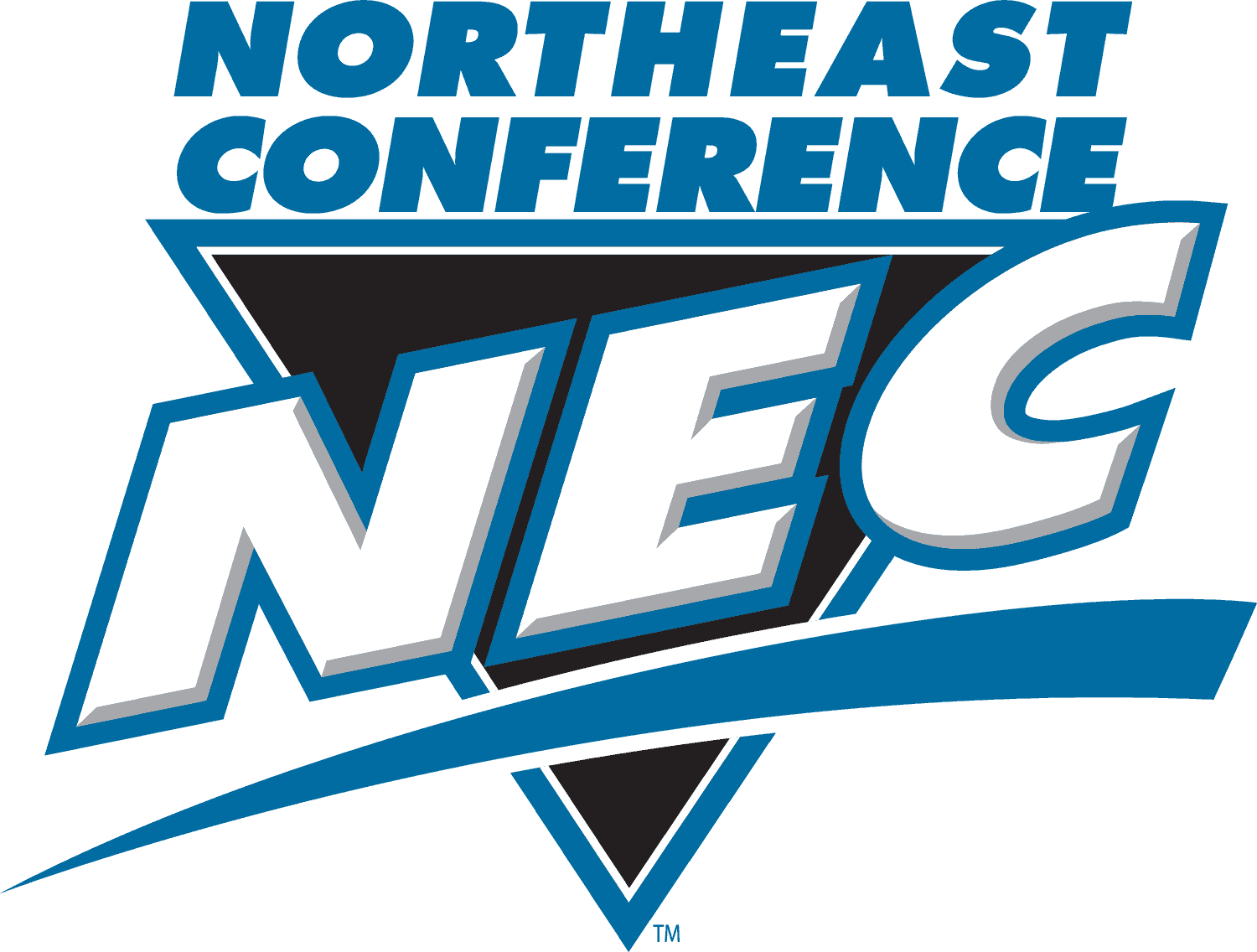 Northeast Conference Logo (NEC) png