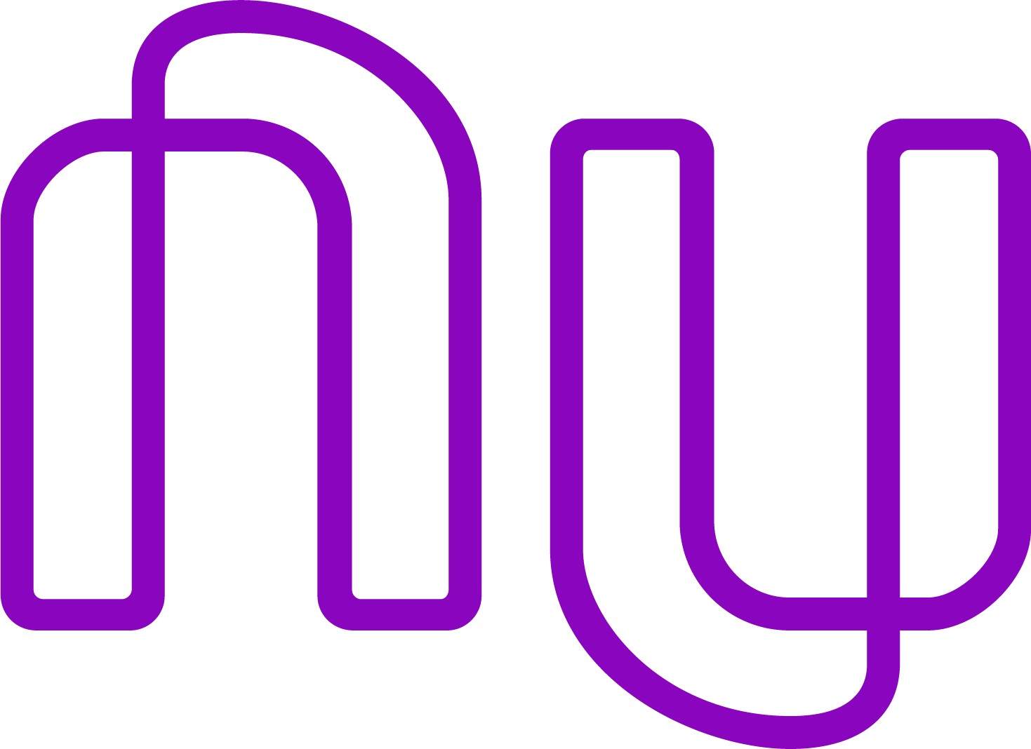 Nubank Logo png