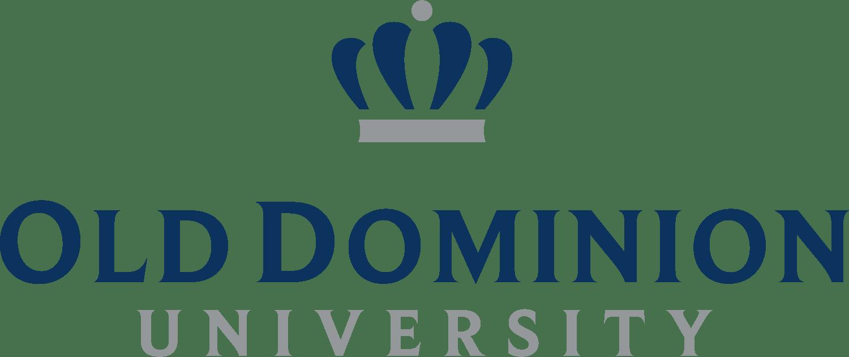 Old Dominion University Logo (ODU) png