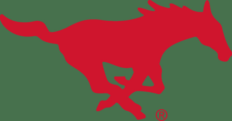 SMU Mustangs Logo png