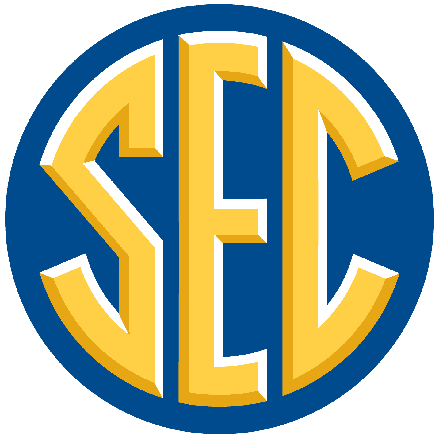 Southeastern Conference Logo (SEC) png