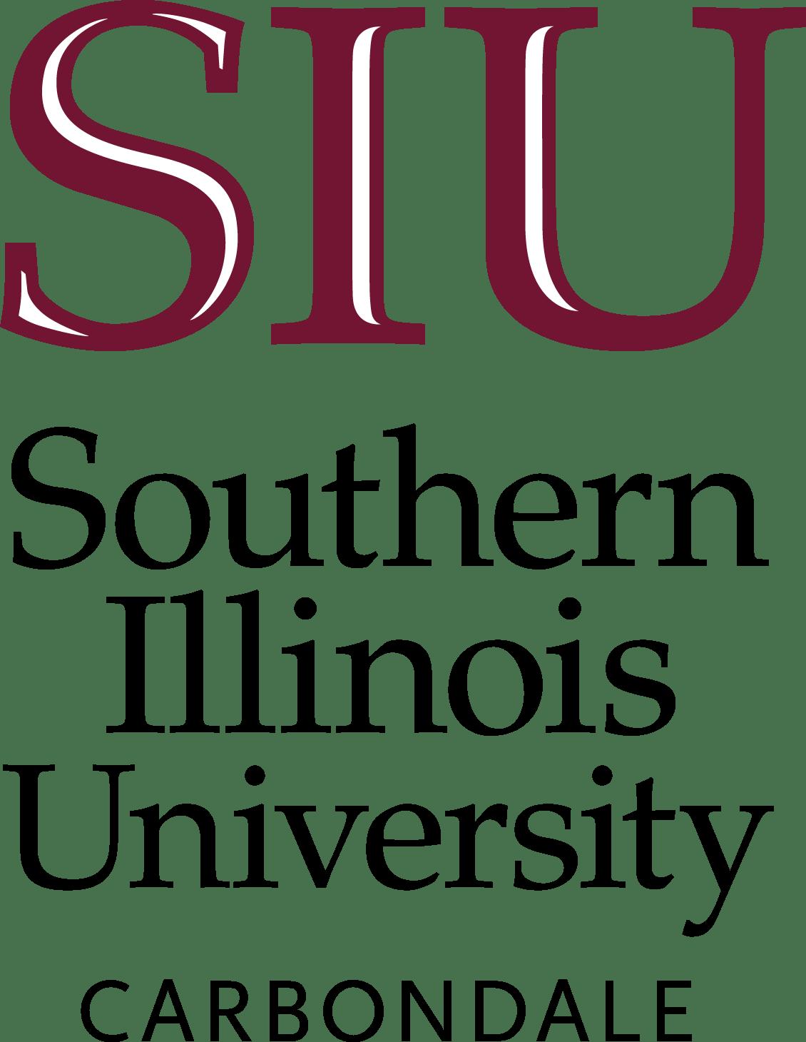 Southern Illinois University Carbondale Logo (SIU, SIUC) png