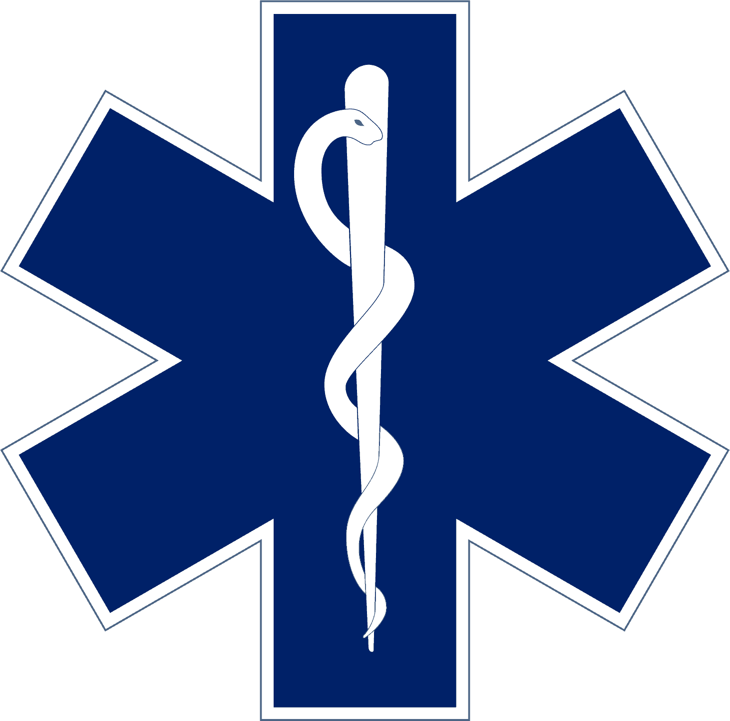 Star of Life Logo png