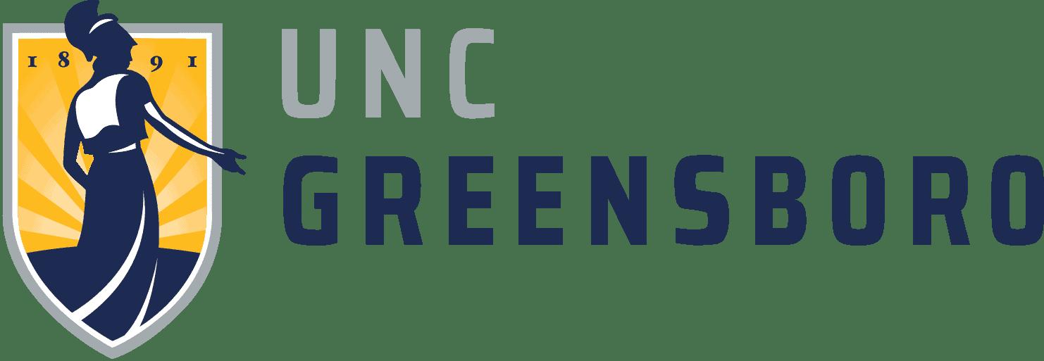 University of North Carolina at Greensboro Logo (UNC Greensboro) png