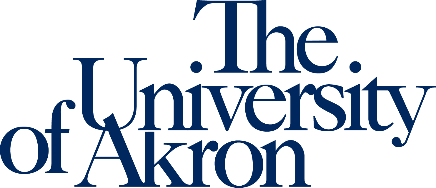 University of Akron Logo png